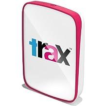 Trax T13 GPS Tracker Localizzatore GPS per Animali Domestici e Bambini, Recinto Digitale, Tracker Multiplo, Mappa Reale e Virtuale, Trax Augmented Reality, GSM Prepagata per 2 Anni, Rosso