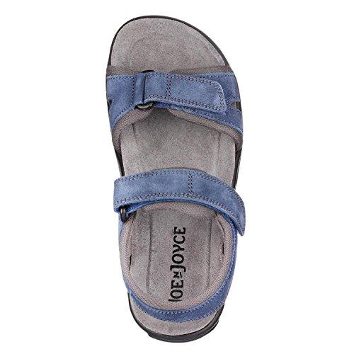 JOE n JOYCE Marrakesch (daim). La sandale de trekking exclusive, avec son lit plantaire en liège pour la plus belle aventure de marche de votre vie - en ville, en montagne ou dans le désert! Jeans