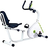 Exercise Bike Recumbent Bike lazy Bike with Back Support Seat-866