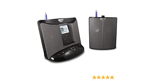 wireless speakers for sirius radio
