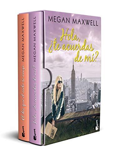 ESTUCHE MEGAN MAXWELL ROMÁNTICA 2 (Novela Romántica)