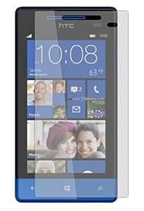 6 x Films de protection d'écran pour HTC Windows Phone 8S Accord - Résistant aux éraflures / Display Protective Film
