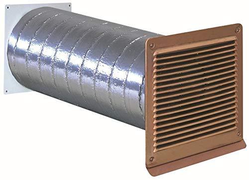 Kupfer-systeme (Bielmeier V ISO-Mauerkasten/Kupfer/System 150 RUND / 653705)