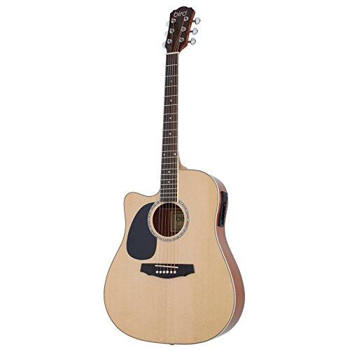 Bird DG1L CEL - Guitarra electro acústica zurdo