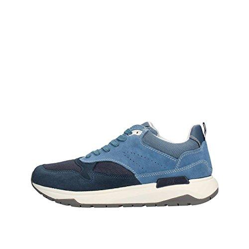 Lumberjack Detroit, Sneaker Uomo Blu
