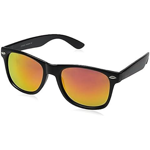 Framework-Gafas de sol para hombre, diseño de piloto