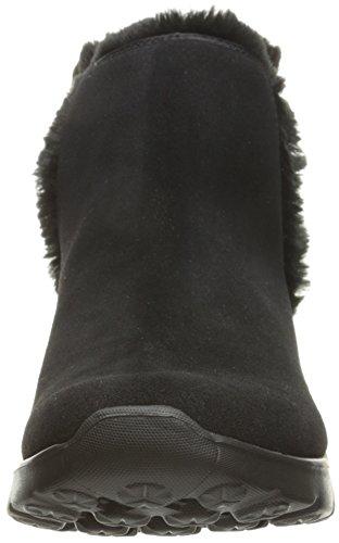 Skechers On the Go 400 Blaze, Desert Boots Femme Noir (Bbk Noir)