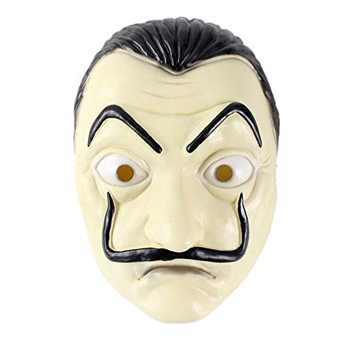 Halloween Maske Horror Herren Latex Gruselige Blutige Maskerade -
