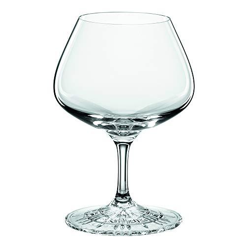 Spiegelau & Nachtmann, 4-teiliges Nosing-Gläser-Set, Probiergläser, Kristallglas, 205 ml, Perfect Serve, 4500178