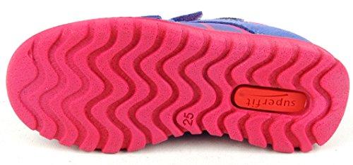 Superfit , Chaussures de ville à lacets pour fille 77