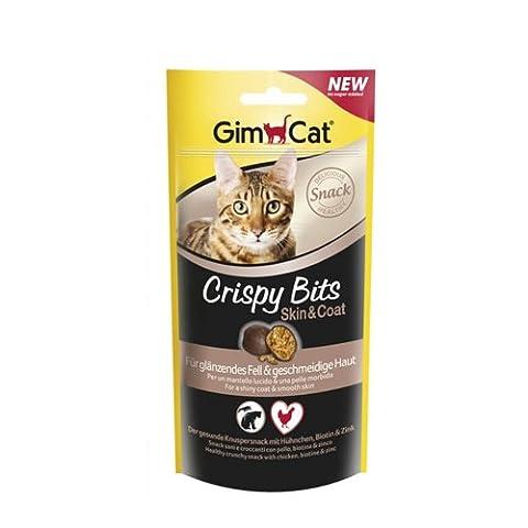 GimCat Crispy Bits Skin & Coat - 40g