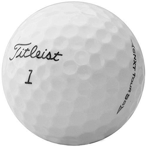 lbc-sports 100 TITLEIST Nxt Tour S Golfbälle AAAA - AAA - Modell 2017/2015 - Lakeballs - Gebrauchte Golfbälle -