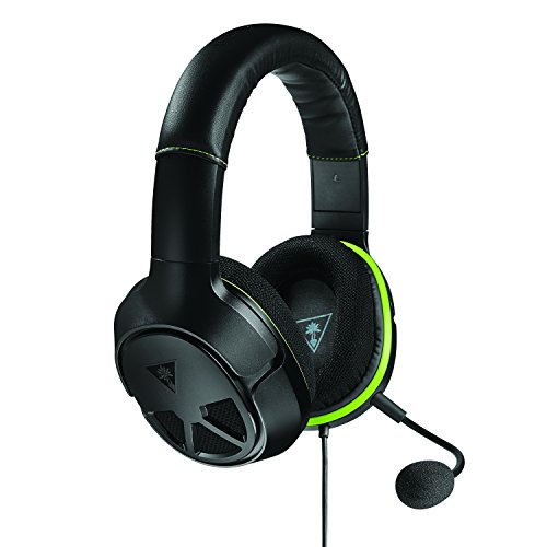 Auriculares gaming XO Four Stealth de Turtle Beach - Xbox One y Xbox One S