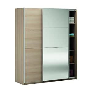 york mirrored sliding wardrobe wardrobe with sliding doors 2 door