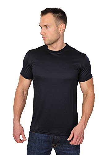 ermenegildo-zegna-camiseta-un-solo-color-azul