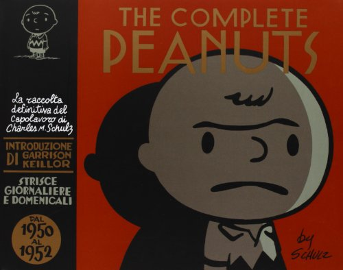 The complete Peanuts: 1