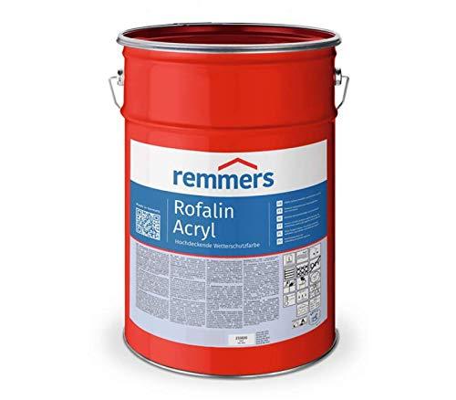 Remmers Rofalin Acryl Schutzfarbe (5 l, grau)