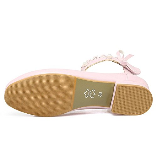 Zanpa Girls Basse Dress Scarpe 1#Pink