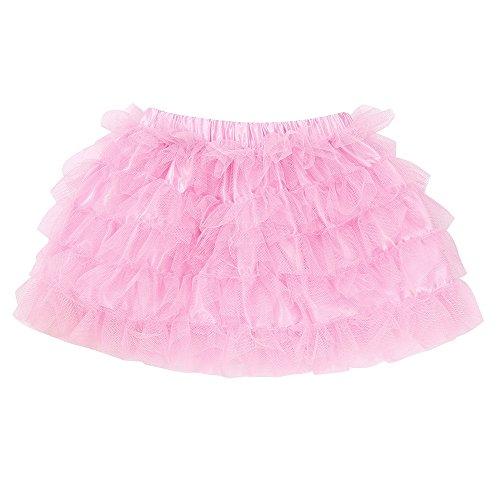 Baby Mädchen Rüsche Tulle Prinzessin Ballett Ballettröckchen Classic Rock Baby Kostüm Prop Fotografie Für Party Halloween Kostüme Tanzen Minikleid ()