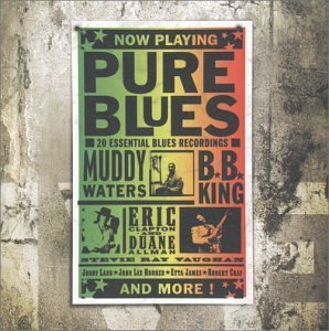 Pure Blues by Various Artists (2001-05-03)