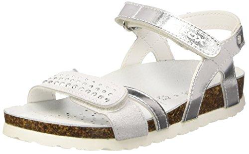 Geox J New Sandal Aloha G Sandali con Cinturino alla