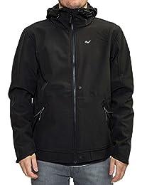 Reell Tech Shell Hoody black Jacket