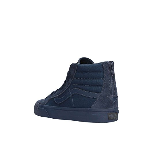 VANS Chaussures - SK8-HI ZIP - mono dress blues Bleu