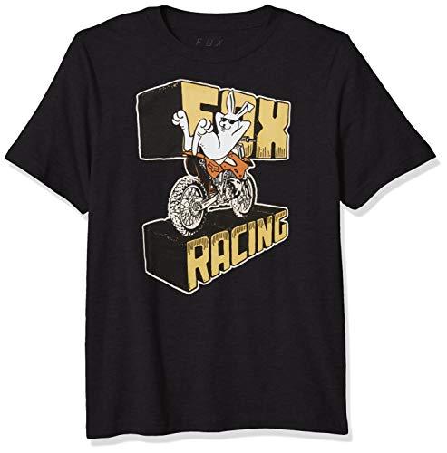 Fox T-Shirt Junior Sleeper Black Ys
