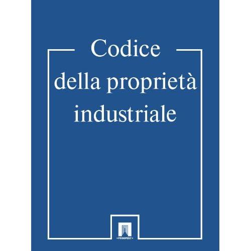 Codice Della Proprietà Industriale (Italia)