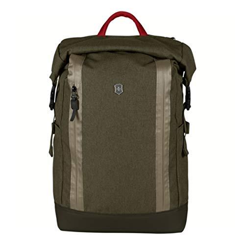 Victorinox Unisex-Erwachsene Altmont Classic Rolltop Laptop Backpack Rucksack, olivgrün, Einheitsgröße -