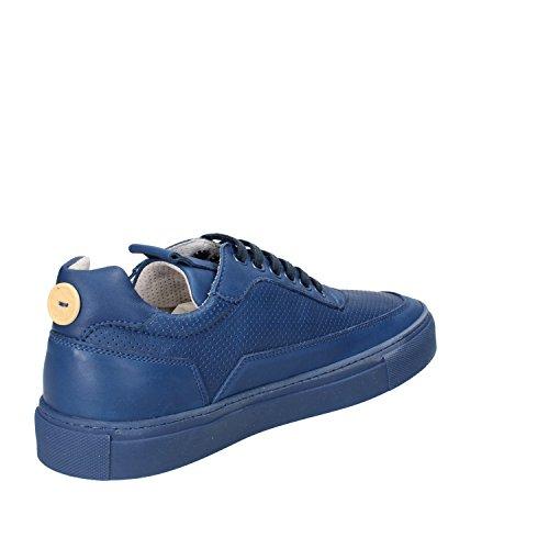 Mariano Di Vaio Sneakers Uomo Pelle Blu
