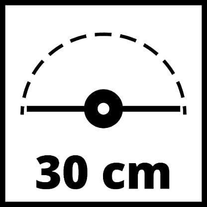 Einhell-Akku-Rasentrimmer-GE-CT-3630-Li-E-Solo-Power-X-Change-Lithium-Ionen-2×18-V-9000-Umin-elektr-Drehzahlregulierung-Tragegurt-Split-Schaft-Softgrip-ohne-Akku-und-Ladegert