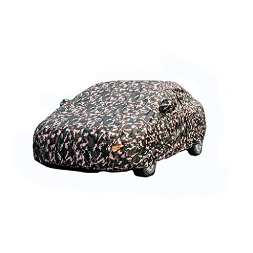 Preisvergleich Produktbild Autoabdeckung Volkswagen Touran,  SAGITAR,  Jetta 5,  Golf 6,  Golf 7,  Golf GTI,  Sportsvan,  Passat,  MAGOTAN,  CC,  Tiguan,  Polo Fließheck,  Polo Limousine Sonnenschutz Autoabdeckung Shading Insulation Cover