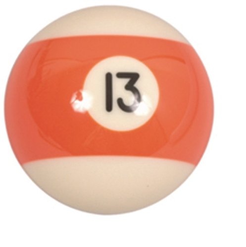 Poolball Nr.13 57,2mm 2-1/4""