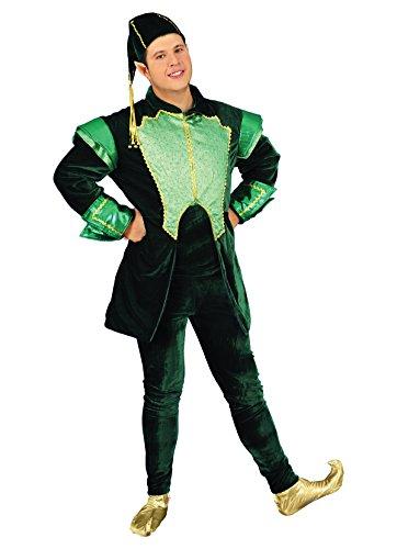 Chiber - Manner Elfen Kostüm, Luxe