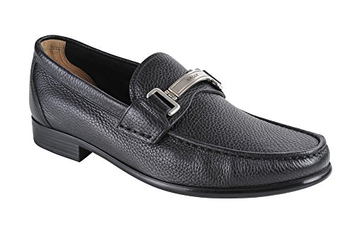 bally-switzerland-shoes-men-loafer-corton-smooth-leather-405-low-top-black