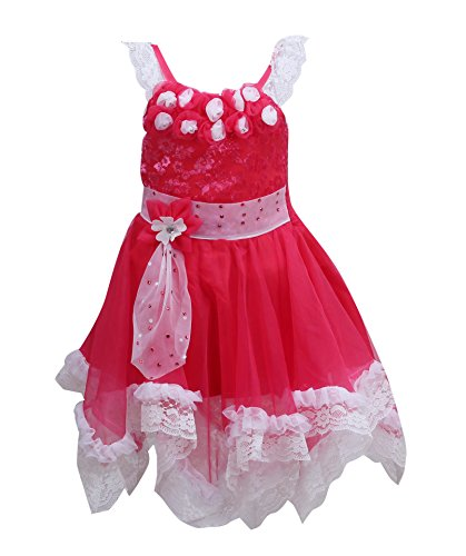 Wish Karo baby girls Party wear frock dress DN71M