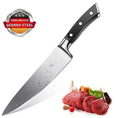 Coltello Cucina Coltello Chef Coltello da carne 20cm...