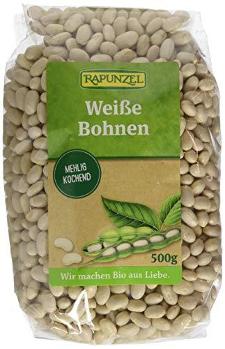 Rapunzel Bohnen weiß, 2er Pack (2 x 500 g) - Bio