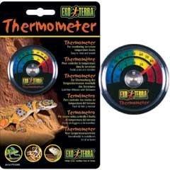 Exo Terra Thermometer zur Temperaturkontrolle im Terrarium