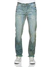 One Green Elephant - Jeans - Homme Gris Gris Azulado 48