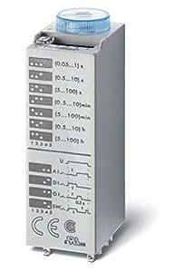 Finder série 85–Minuteur Relais 2contacts va et vient 24V AC/courant continu
