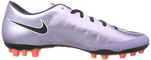 Nike Mercurial Victory V Ag-R Scarpe da calcio allenamento, Uomo Viola (Violett (violett/orange))