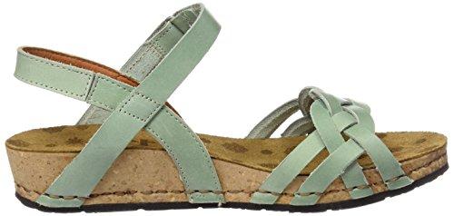 The Art Company 0735 0735 Mojave Pompeii, Chaussures À Talons Vertes Pour Femmes (eton)