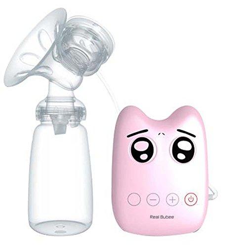 DORSION Tragbare Handmilchpumpe Brustpumpe und Zitze Set