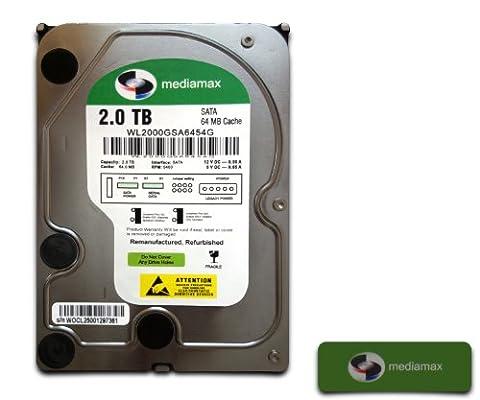 WD Mediamax 2000GB WL2000GSA6454G 3,5