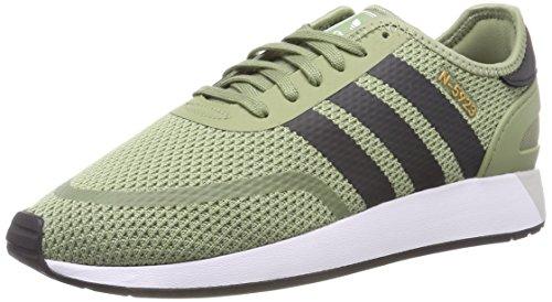 adidas Herren Iniki Runner CLS Gymnastikschuhe, Grün (Tent Green F16/carbon S18/ftwr White), 44 EU