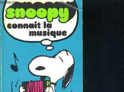 Snoopy connait la musique