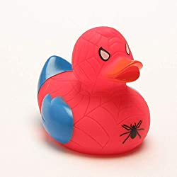 Patito de baño Spiderman