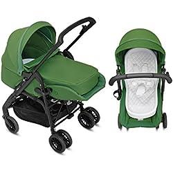 Inglesina Sweet Puppy kit Verde colchoneta para silla de paseo - Colchonetas para sillas de paseo (Verde, Lavado de manos)